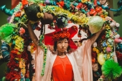 Hiromi Tango Garden Exhibition QUT Art Museum 14 March 3 May 2015 Photography by Jess Gleeson 18